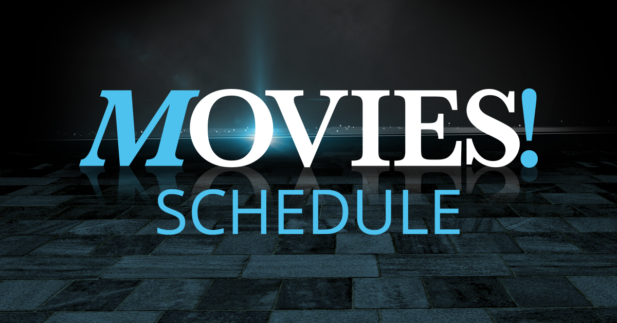 Movies! TV Network | Schedule